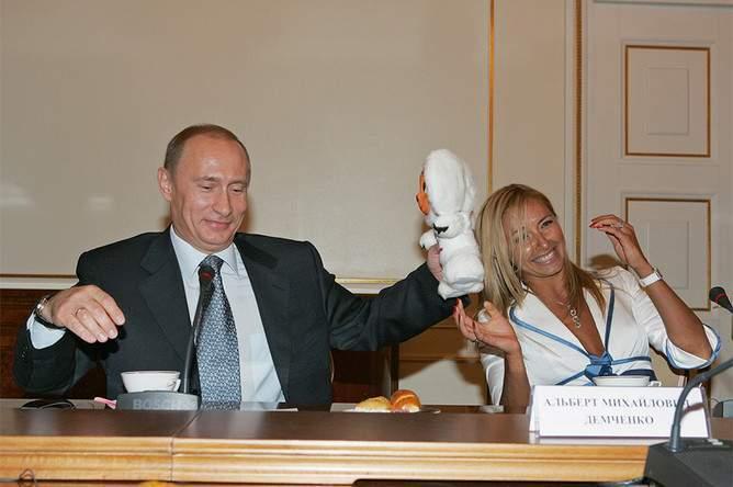 Татьяна Навка заработала на 80 млн рублей больше президента Путина