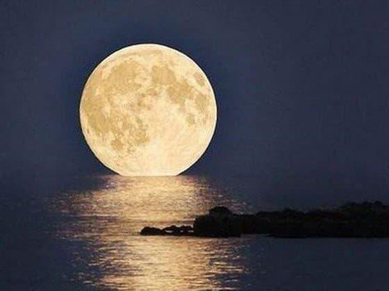 Небо над Землей вконце осени идекабре озарит «супер-Луна»