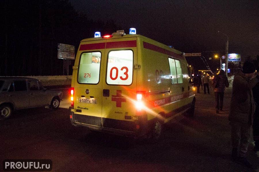 ВБашкирии «Приора» сбила отдыхающего изсанатория напробежке