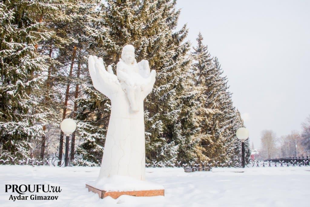 ВАлтайском крае из-за морозов объявлено штормовое предупреждение