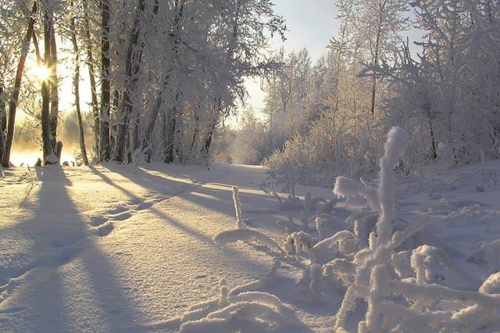 Погода вБашкирии на27января: холодно, без осадков