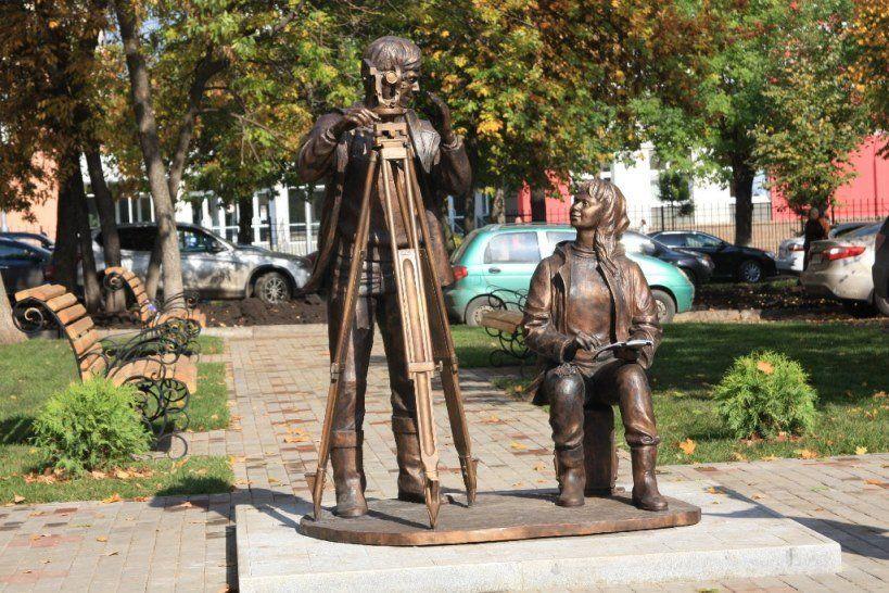 ВУфе откроют монумент геодезистам