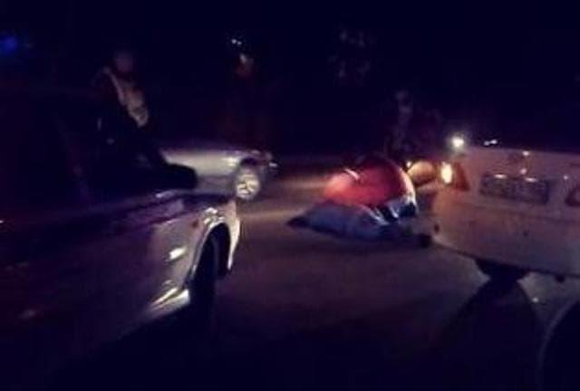 ВСтерлитамаке шофёр Тойота сбил пешехода, который спешил намаршрутку