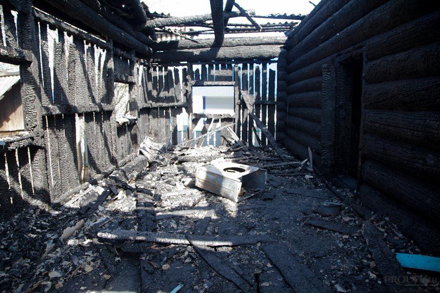 ВБашкирии перед судом предстанет мать троих детей, погибших при пожаре