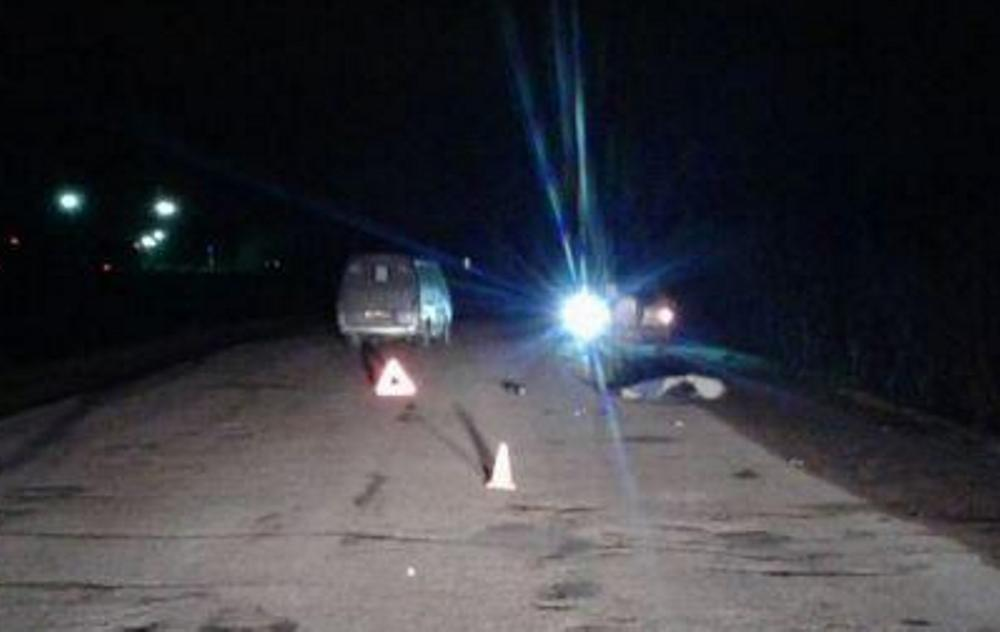 В Башкирии ночью на трассе погиб пешеход
