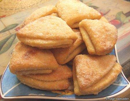 Приготовить печенье из творога с фото