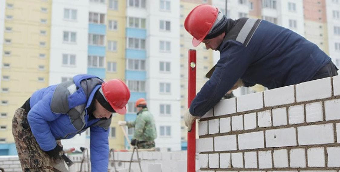 Ввод жилья вгосударстве упал на6,3%
