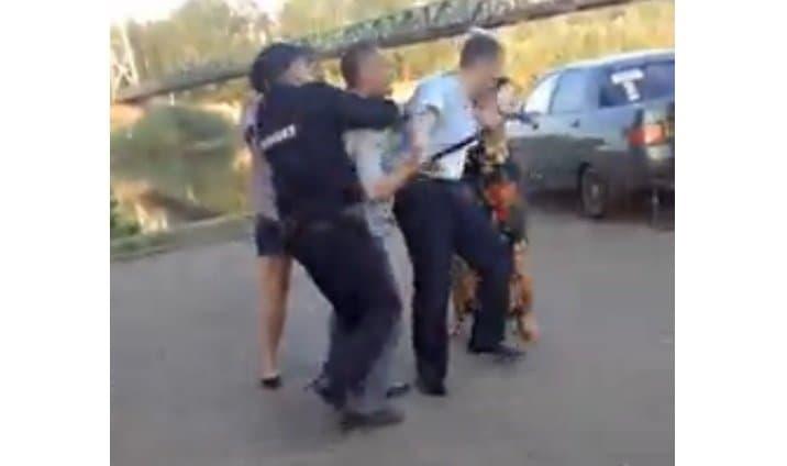 ВБашкирии перед судом предстанут злоумышленники, напавшие наполицейского