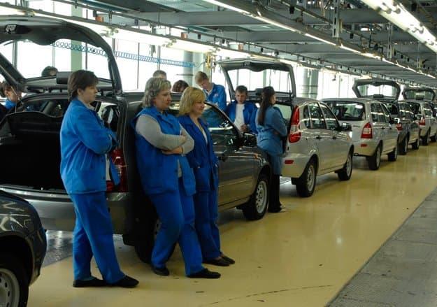 Президент АвтоВАЗа обвинил поставщиков в потере автомобилей