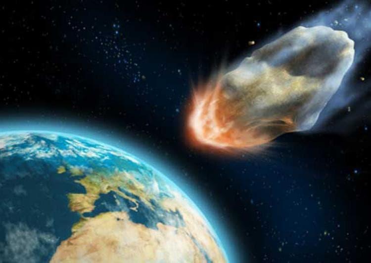 Получены радиолокационные фотографии астероида 2017 BQ6, удачно миновавшего Землю
