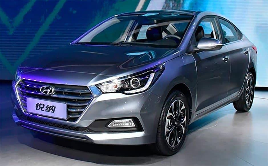 Стала известна дата премьеры Hyundai Solaris