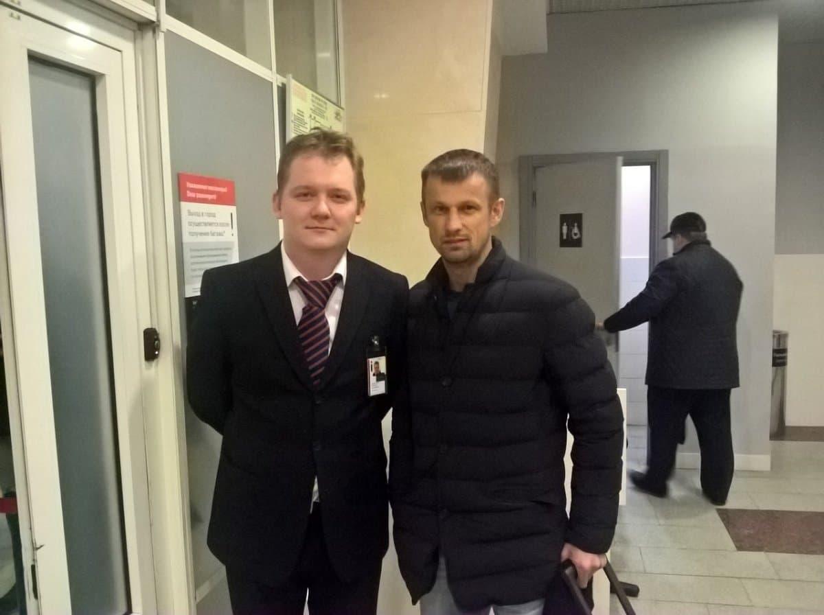 Инспектора службы безопасности аэропорта Уфы сократили зафото сСемаком