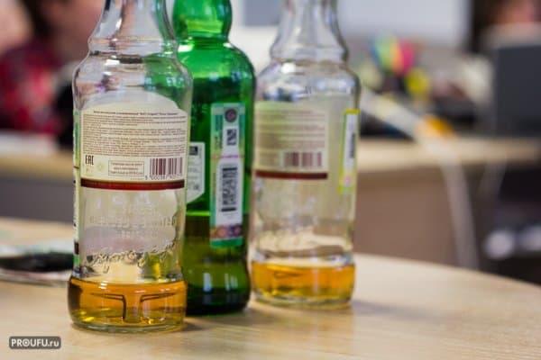 Вмагазинах Елабуги изнезаконной торговли изъято около 350 литров пива