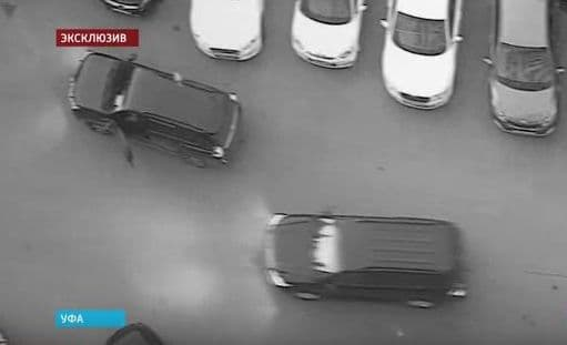Уфимского мажора-автохама задержал глава ГИБДД республики