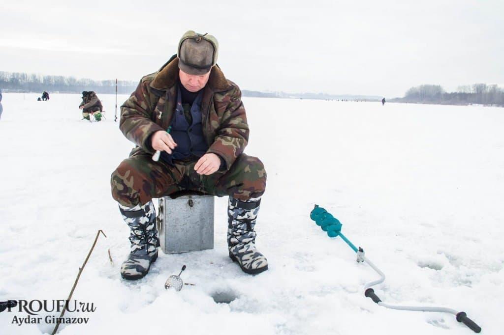 рыбалка в башкирии новости с водоемов