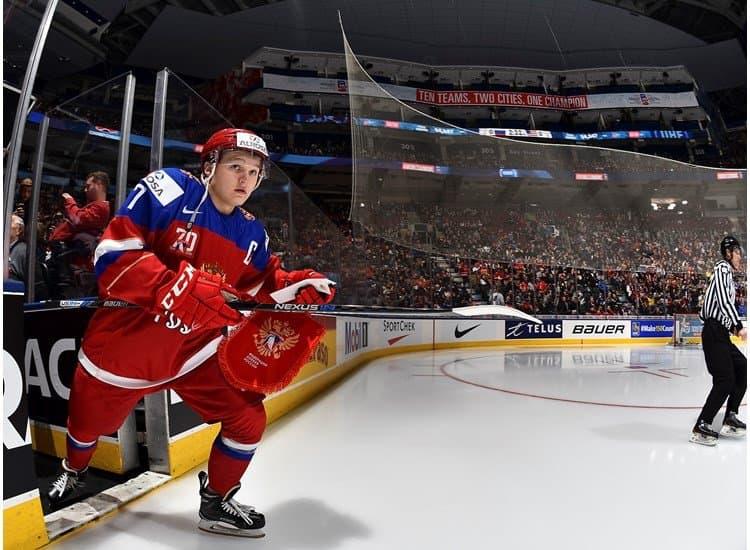 Молодежная сборная РФ проиграла команде США начемпионате мира