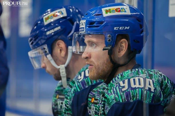 «Трактор» снова победил «Салават Юлаев». Хоккей— КХЛ