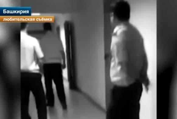 ВБашкирии полицейский инсценировал собственное избиение