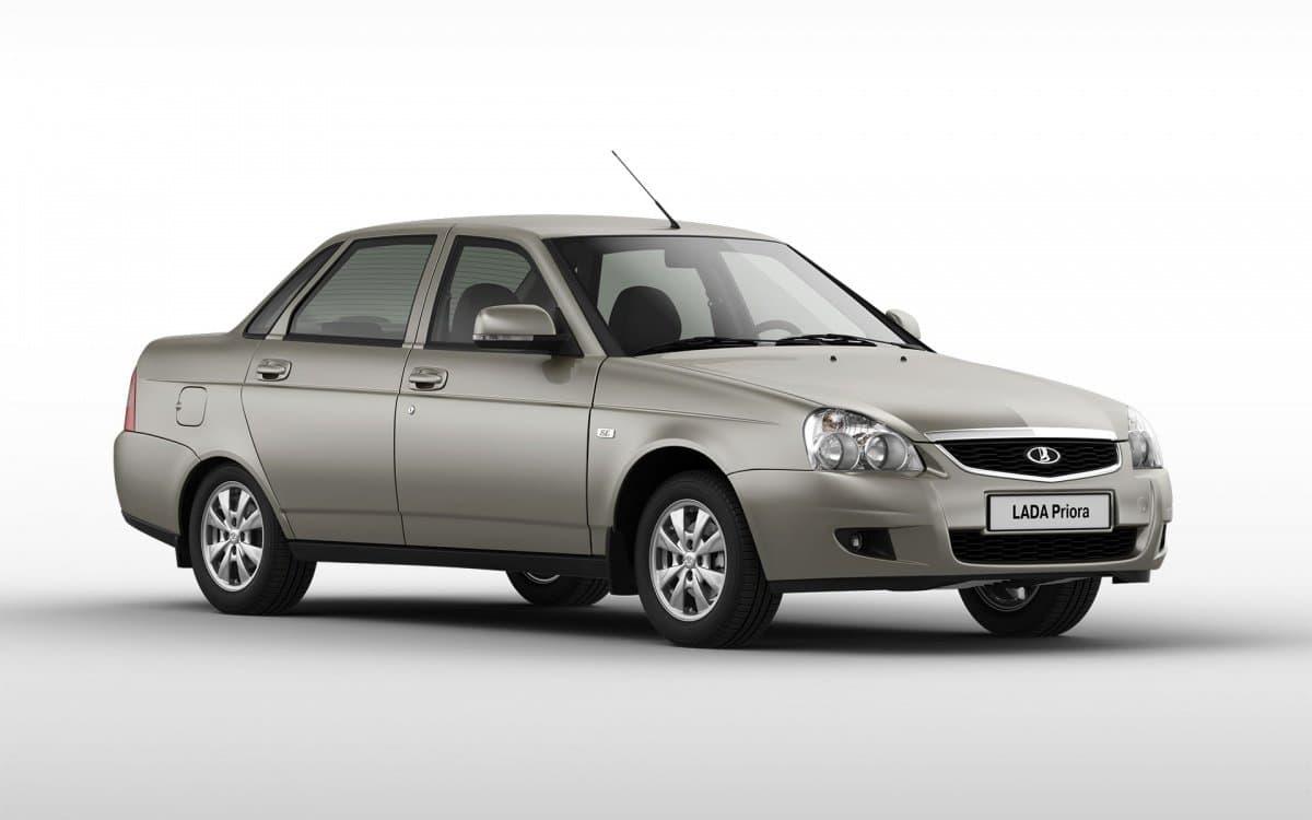 Лада Priora стала самым продаваемым авто следующего года наСеверном Кавказе