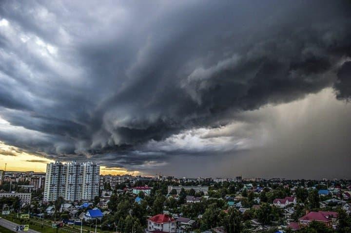 ВБашкирии 20мая объявили штормовое предупреждение