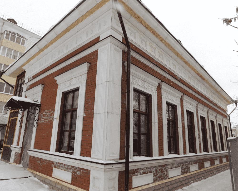 ВУфе воссоздали утраченный объект культурного наследства «Дом Бушмариных»