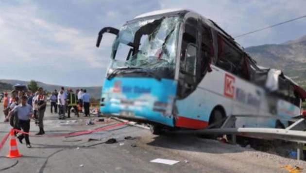 В турции попали в аварию из нефтекамска