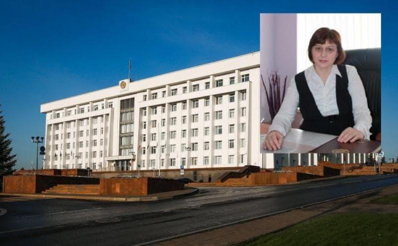 Председателем Госкомторговли Башкирии назначена Гузэль Асылова