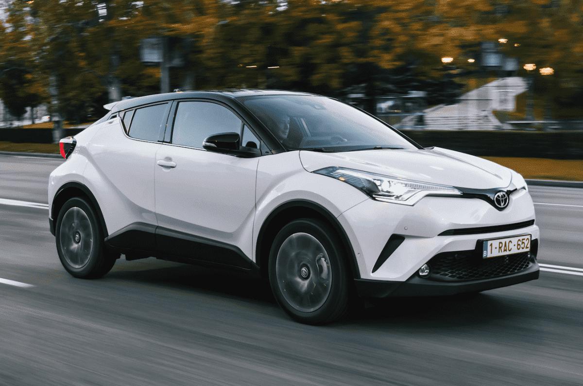 Тойота  готовится к русским  продажам кроссовера «C-HR»