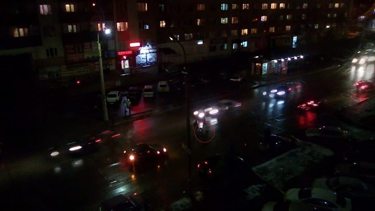 ВУфе автомобиль сбил 21-летнего пешехода