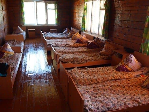В Башкирии сутки искали детей сбежавших из лагеря