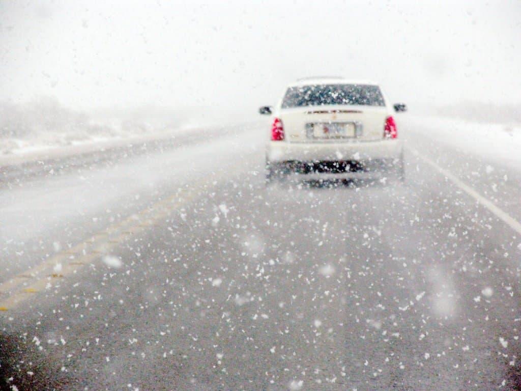 ВБашкирии МЧС предупреждает о снижении температуры иухудшении видимости натрассах