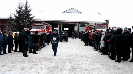 ВБашкирии двое пожарных погибли, спасая изогня женщину