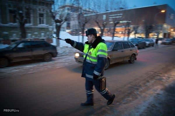 Заработой инспекторов ГИБДД в российской столице будут следить портативные видеорегистраторы