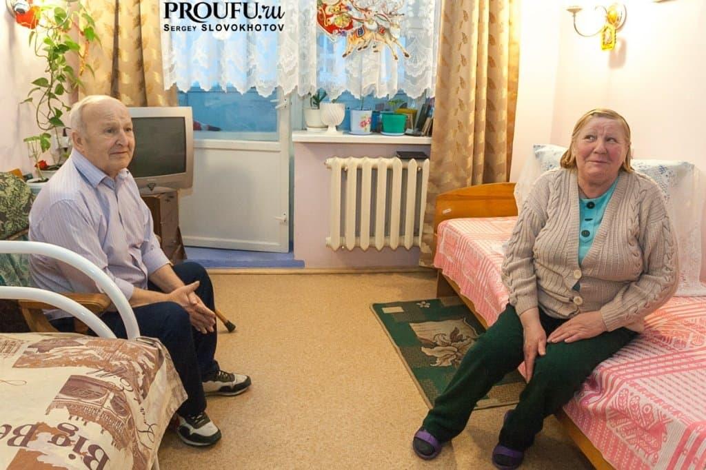 нормы питания в домах престарелых в россии