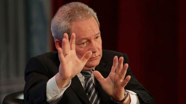 Губернатор Басаргин ушел вотставку