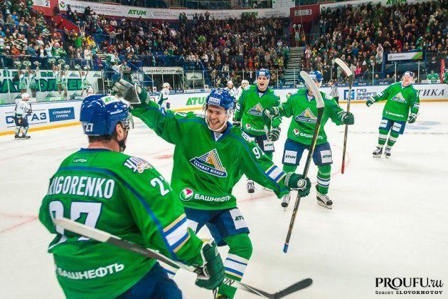 картинки салават юлаев хоккей