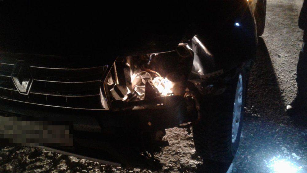 ВБашкирии шофёр сбил насмерть пешехода, идущего покраю дороги