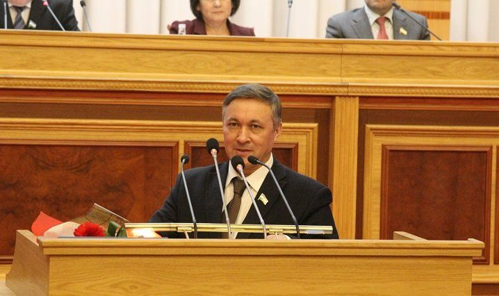 ВБашкирии парламент республики покинул депутат Фаниль Таепов