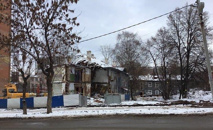Ирек Ялалов про снесённый вУфе дом командировочного: «Это стопроцентная деза»