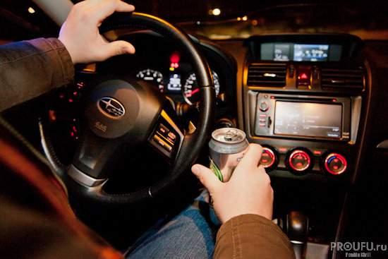 ВРоссии автомобилистов будут сажать втюрьму заповторную «пьяную» езду