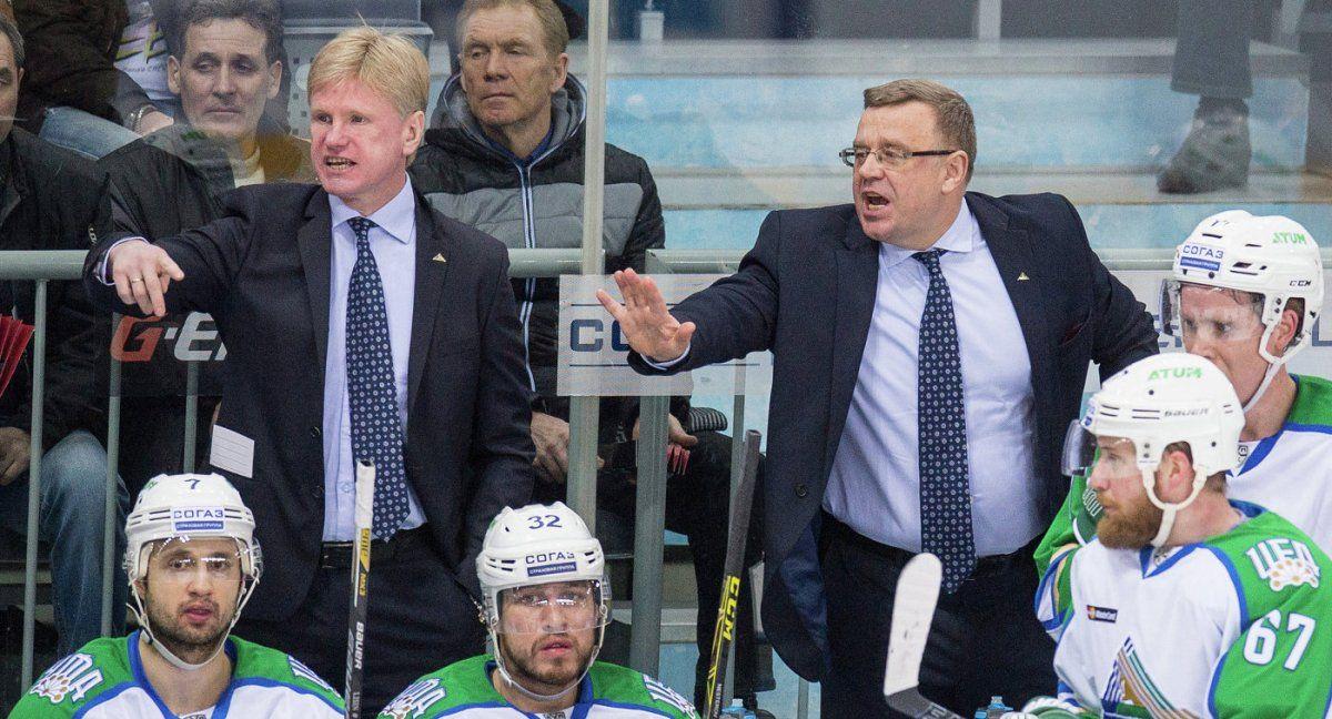 Гендиректор Филипенко: Борщевский войдет втренерский штаб хоккейного клуба «Югра»