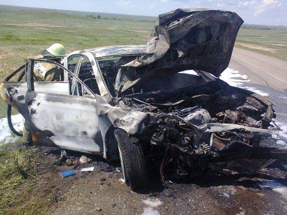ВБашкирии шофёр засмерть пятерых человек получил 4,5 года колонии