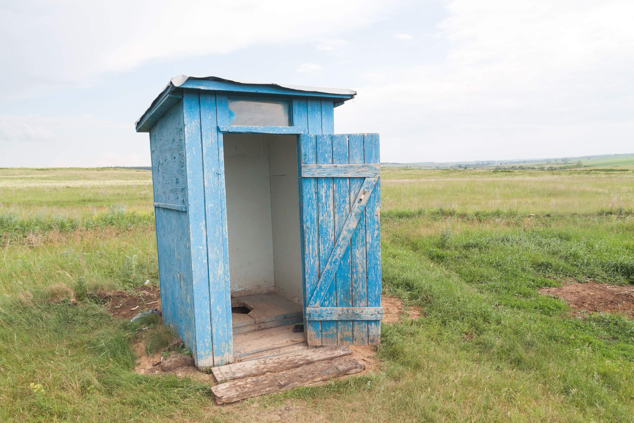 Требуется живой туалет 2 фотография