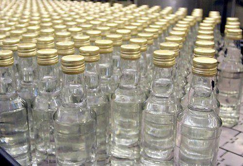 ВУфе полицейские изъяли неменее 300 флаконов соспиртосодержащей продукцией