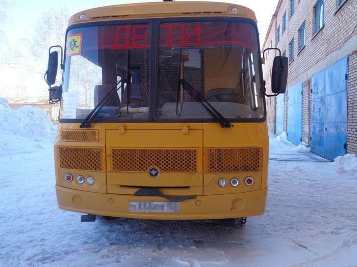 ВБашкирии схвачен шофёр школьного автобуса, который ехал нетрезвым задетьми