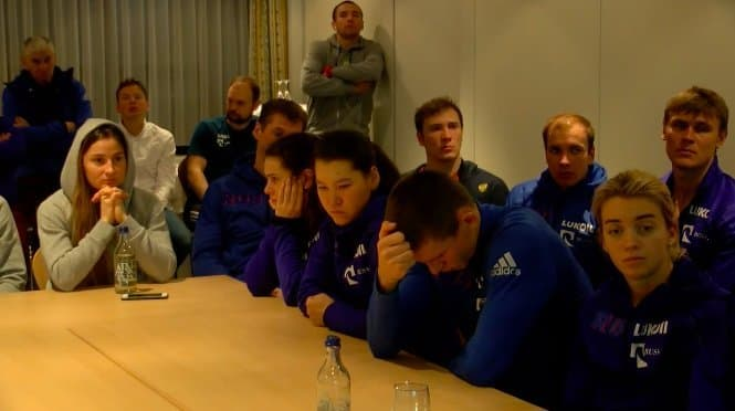 Сборная Российской Федерации  невыступит наОлимпийских играх вПхёнчхане