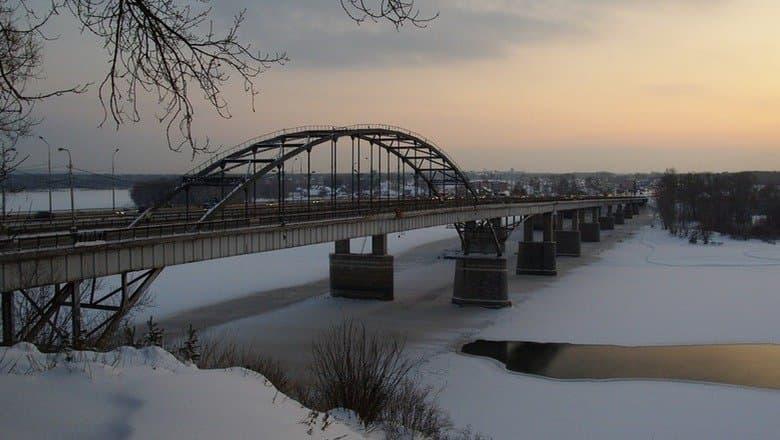 Администрация Уфы поведала оходе работ настаром бельском мосту