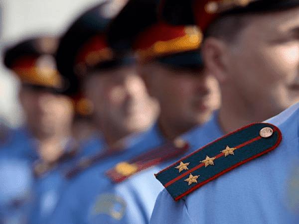ВБашкирии полицейские Нефтекамска подозреваются визбиении схваченного