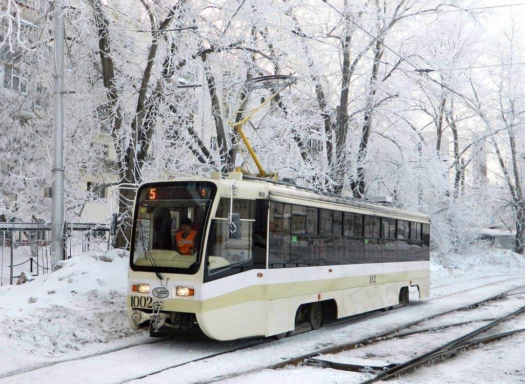 ВУфе из-за долгов отсетей отключили электротранспорт