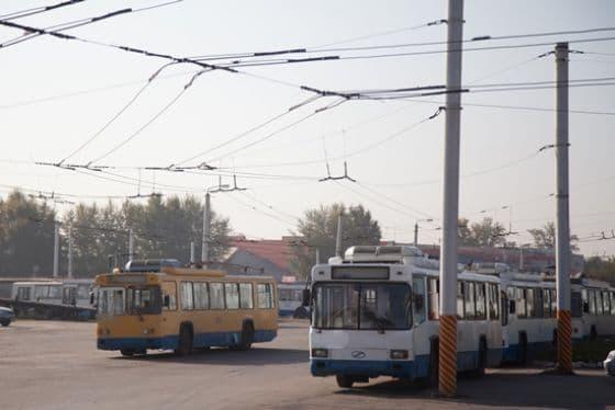 ВУфе возобновится движение доэтого закрытых троллейбусных маршрутов